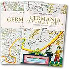 Germania, Austria & Helvetia : Germanien, Österreich und Schweiz = Germania, Austria and Switzerland = Germanie, Autriche et Suisse
