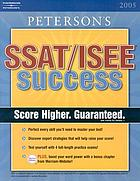 SSAT/ISEE success, 2005