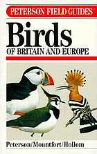 A field guide to birds of Britain and Europe