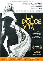Federico Fellini's La dolce vitaLa dolce vita
