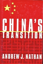 China's transition