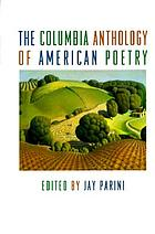 The Columbia anthology of American poetry