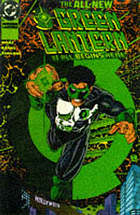 Green Lantern : a new dawn