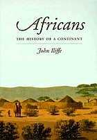 Africans : the history of a continent