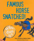 Famous horse snatched!