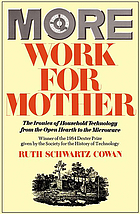 More work for mother : the ironies of household technology from the open hearth to the microwave