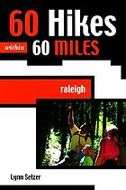 60 hikes within 60 miles, Raleigh