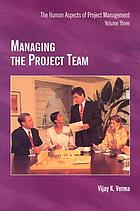 The human aspects of project management