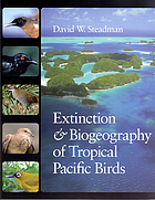 Extinction & biogeography of tropical Pacific birds
