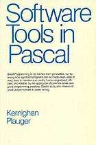 Software tools in Pascal