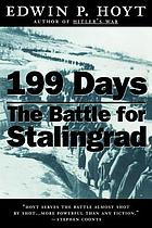 199 days : the battle for Stalingrad