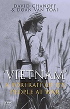 Vietnam : a portrait of its people at war