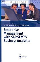 Enterprise management with SAP SEM_1hnT_1hnM, business analytics with 16 tables