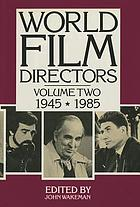 World film directors