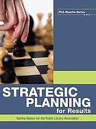 Strategic planning for results