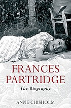 Frances Partridge : the biography