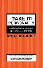 Take it personally : an action guide for conscious consumers
