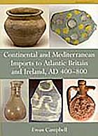 Continental and Mediterranean imports to Atlantic Britain and Ireland, AD 400-800