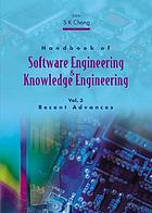 Handbook of software engineering & knowledge engineering
