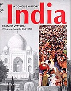 India : a concise history