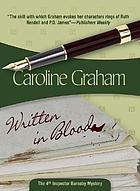 Written in blood : a Chief Inspector Barnaby mystery