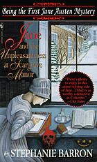 Jane and the unpleasantness at Scargrave ManorJane and the unpleasantness at Scargrave Manor : being the first Jane Austen mystery