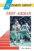 Sports great Troy Aikman