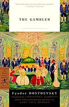 The gambler, Bobok [and] A nasty story