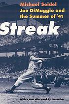 Streak : Joe DiMaggio and the summer of '41