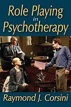 Roleplaying in psychotherapy; a manual