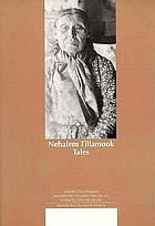 Nehalem Tillamook tales