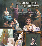 A museum of their own : National Museum of Women in the Arts
