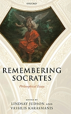 Remembering Socrates : philosophical essays