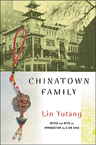 Chinatown family : a novel