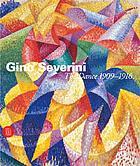Gino Severini : the dance 1909-1916
