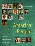 America and its peoples : a mosaic in the making