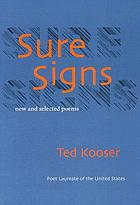 Sure signs : new and selected poems