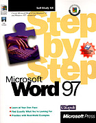 Microsoft Word 97 complete course step by step