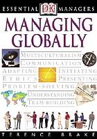 Managing globally