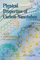 Physical properties of carbon nonotubes