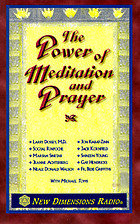 The power of meditation and prayer