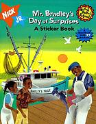 Mr. Bradley's day of surprises : a sticker book