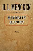 Minority report: H.L. Mencken's notebooks
