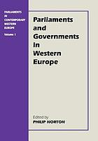 Parliaments in Western Europe