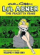 Li'l Abner, the Frazetta years. Volume 4, 1960-1961