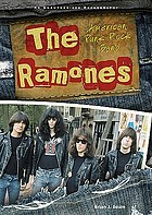 The Ramones : American punk rock band