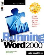 Running Microsoft Word 2000