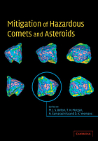 Mitigation of hazardous impacts due to asteroids and comets