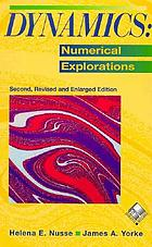 Dynamics : numerical explorations