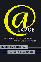 At large : the strange case of the world's biggest Internet invasion